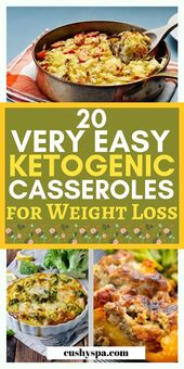 20 easy Keto casserole recipes for comforting nights