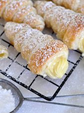 Cooking with Manuela: Italian Cream Stuffed Cannon …