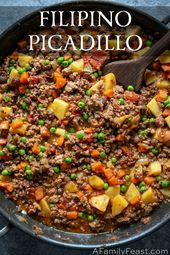 Filipino mincemeat – A Family Feast®