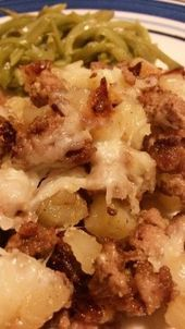 Recipe ground beef and potatoes (Oh, how simple!) – Food.com