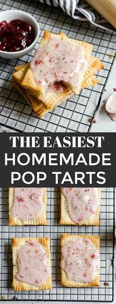 The easiest homemade pop cakes